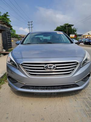 Hyundai Sonata 2016 Silver   Cars for sale in Lagos State, Ajah