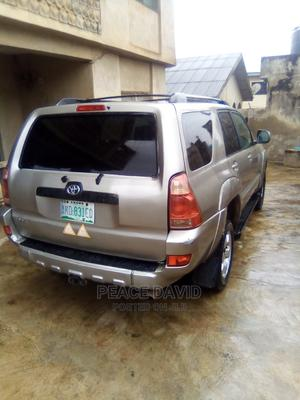 Toyota 4-Runner 2005 Limited V6 4x4 Brown   Cars for sale in Osun State, Egbedore