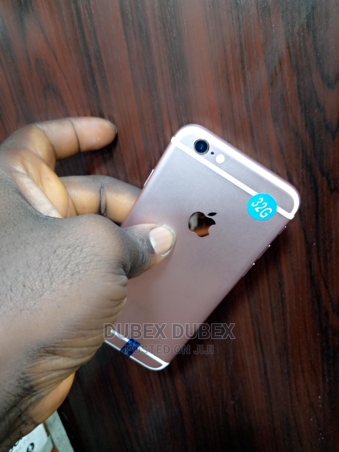 New Apple iPhone 6s 32 GB Rose Gold | Mobile Phones for sale in Port-Harcourt, Rivers State, Nigeria