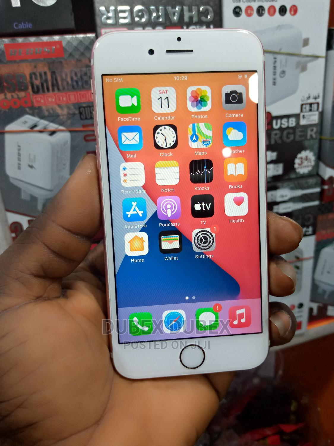 New Apple iPhone 6s 32 GB Rose Gold