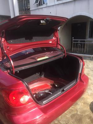 Toyota Corolla 2008 Red | Cars for sale in Rivers State, Obio-Akpor