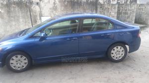 Honda Civic 2006 Blue   Cars for sale in Lagos State, Ibeju