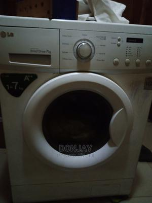 LG Automatic Washing Machine 7kg | Home Appliances for sale in Lagos State, Ipaja