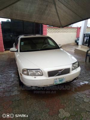 Volvo S80 2000 T-6 White | Cars for sale in Ogun State, Sagamu