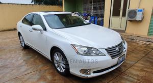 Lexus ES 2012 350 White | Cars for sale in Ogun State, Sagamu