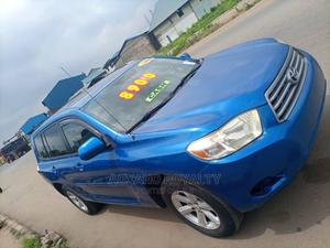 Toyota Highlander 2009 Blue | Cars for sale in Lagos State, Ikeja
