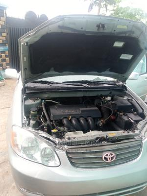 Toyota Corolla 2005 Silver | Cars for sale in Lagos State, Isolo