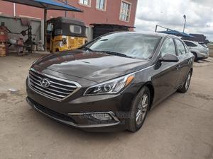 Hyundai Sonata 2016 Brown   Cars for sale in Lagos State, Ikeja