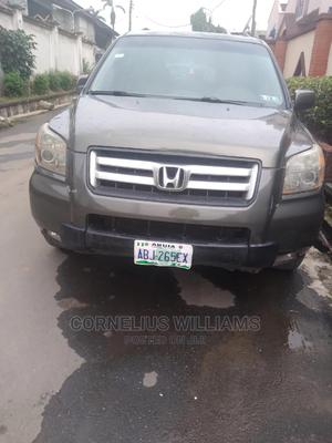 Honda Pilot 2006 EX-L 4x4 (3.5L 6cyl 5A) Green | Cars for sale in Lagos State, Maryland