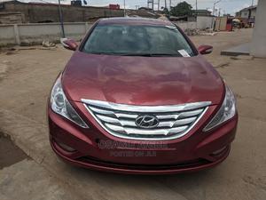 Hyundai Sonata 2011 Red   Cars for sale in Lagos State, Ikeja