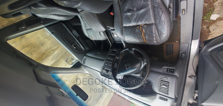 Archive: Honda Pilot 2005 EX-L 4x4 (3.5L 6cyl 5A) Silver
