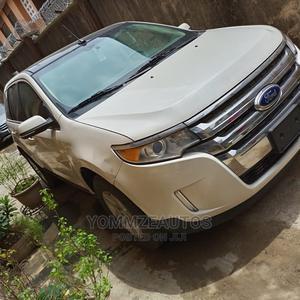 Ford Edge 2015 White | Cars for sale in Lagos State, Ifako-Ijaiye