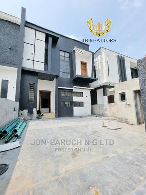 Furnished 4bdrm Duplex in by Chevron 2Nd Toll, Lekki Phase 1 for Sale | Houses & Apartments For Sale for sale in Lekki, Lekki Phase 1