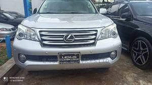 Lexus GX 2010 460 Silver | Cars for sale in Lagos State, Isolo