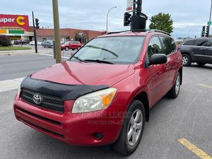 Toyota RAV4 2007 1.8 Red | Cars for sale in Lagos State, Alimosho