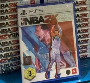 Nba 2K22 Ps5 | Video Games for sale in Lagos State, Agege