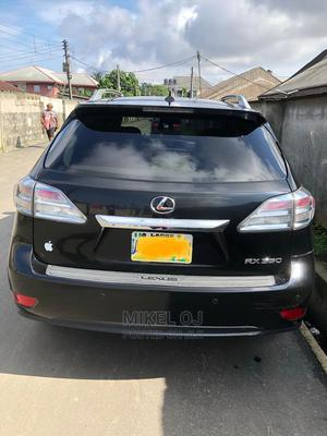 Lexus RX 2012 Black   Cars for sale in Rivers State, Port-Harcourt