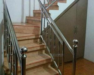 Good Stainless Handrail | Building Materials for sale in Rivers State, Port-Harcourt