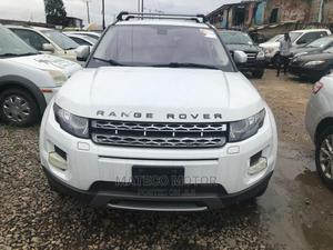 Land Rover Range Rover Evoque 2012 Coupe Dynamic White   Cars for sale in Lagos State, Ikeja