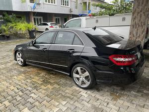 Mercedes-Benz E350 2012 Black | Cars for sale in Lagos State, Lekki