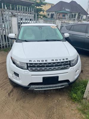 Land Rover Range Rover Evoque 2013 Pure Plus AWD White | Cars for sale in Lagos State, Amuwo-Odofin