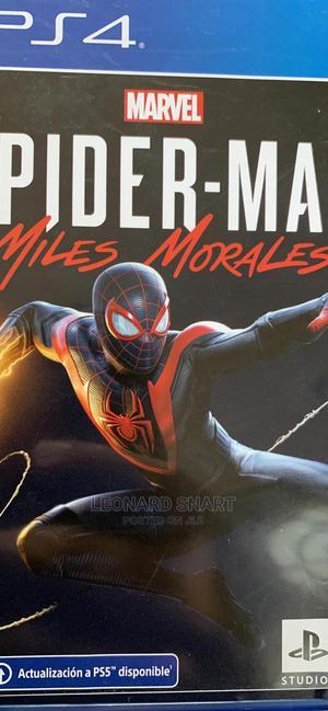 Spiderman Miles Morales | Video Games for sale in Benue State, Makurdi