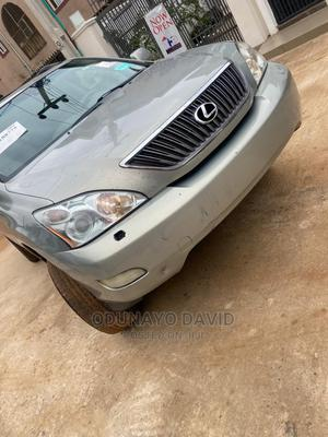 Lexus RX 2004 330 Green | Cars for sale in Lagos State, Mushin