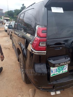 Toyota Land Cruiser Prado 2007 2.7 I 16V Black | Cars for sale in Lagos State, Ikorodu