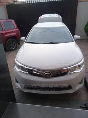 Toyota Camry 2013 White   Cars for sale in Lagos State, Ikoyi