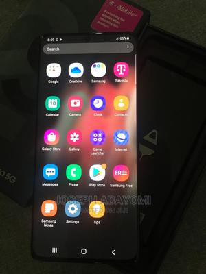 New Samsung Galaxy S21 Ultra 5G 128 GB Black | Mobile Phones for sale in Lagos State, Lekki