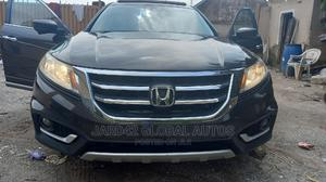 Honda Accord Crosstour 2013 EX-L AWD Gray   Cars for sale in Abuja (FCT) State, Lugbe District