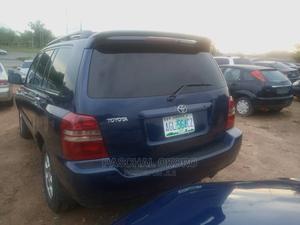 Toyota Highlander 2004 Base AWD | Cars for sale in Abuja (FCT) State, Kubwa
