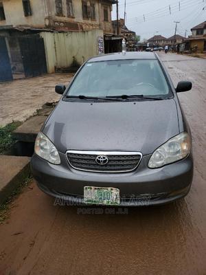 Toyota Corolla 2007 LE Gray | Cars for sale in Ogun State, Sagamu