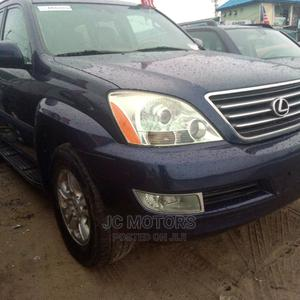 Lexus GX 2007 470 Blue   Cars for sale in Lagos State, Ajah