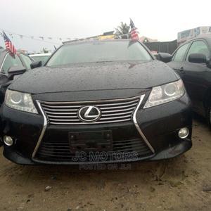 Lexus ES 2013 350 FWD Black | Cars for sale in Lagos State, Ajah