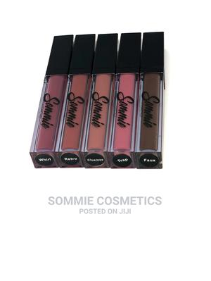 Sommie Matte Liquid Lipsticks   Makeup for sale in Anambra State, Onitsha