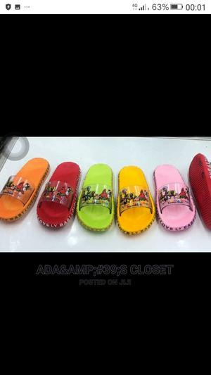 Fancy Unisex Slippers | Shoes for sale in Abuja (FCT) State, Wuse 2