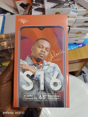 New Itel S16 16 GB Red | Mobile Phones for sale in Lagos State, Agege