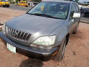 Lexus RX 2002 Gray   Cars for sale in Lagos State, Egbe Idimu