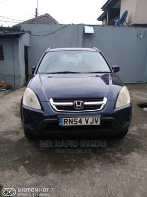 Honda CR-V 2002 2.0i ES Automatic Blue | Cars for sale in Lagos State, Ojodu