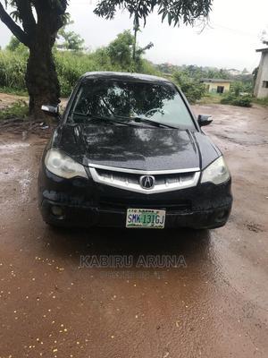 Acura RDX 2007 Black | Cars for sale in Ogun State, Sagamu