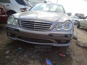 Mercedes-Benz C230 2005 Gray   Cars for sale in Lagos State, Isolo