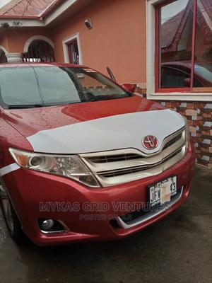 Toyota Venza 2010 Red | Cars for sale in Abuja (FCT) State, Karu
