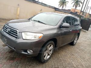 Toyota Highlander 2008 Gray | Cars for sale in Lagos State, Ikeja