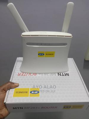 MTN MF 283+ 4G Wireless Router | Networking Products for sale in Oyo State, Ibadan