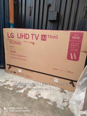 2021 New Version LG 85''inch 4K UHD Android SMART TV Wi-Fi | TV & DVD Equipment for sale in Lagos State, Ajah
