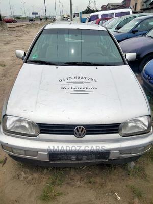 Volkswagen Golf 2000 Silver | Cars for sale in Lagos State, Amuwo-Odofin
