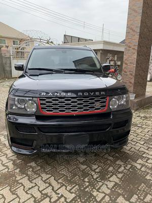 Land Rover Range Rover Sport 2009 HSE 4x4 (4.4L 8cyl 6A) Black   Cars for sale in Abuja (FCT) State, Gwarinpa