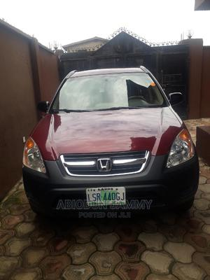 Honda CR-V 2004 EX 4WD Automatic | Cars for sale in Oyo State, Ibadan