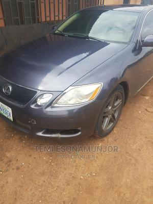 Lexus GS 2007 350 Gray | Cars for sale in Edo State, Benin City
